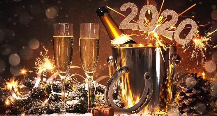 Faites de votre nouvel an un moment magique !
