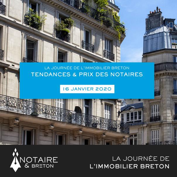 Journée de l'immobilier breton 2020 : infos pratiques